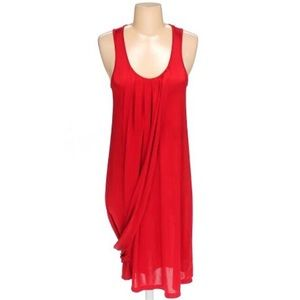 Jean Paul Gaultier for Target red statement dress
